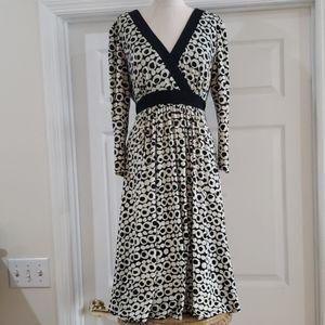 Maggy London 3/4 sleeve dress